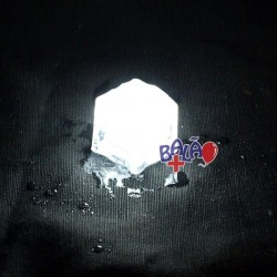 Cubo de gelo com led