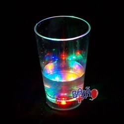 Glass with Led