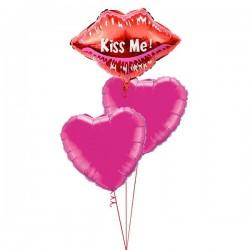 Balões Kiss Me