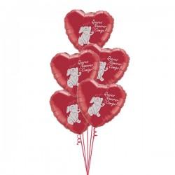 Balões Queres Namorar Comigo?