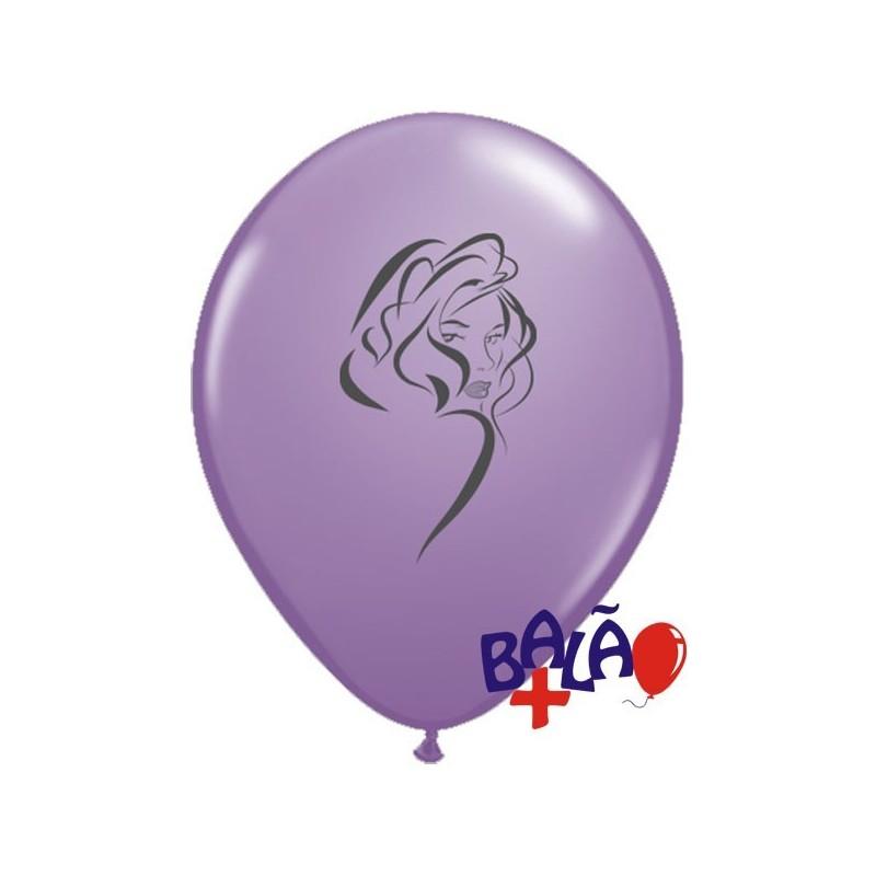 Balões dia da Mulher