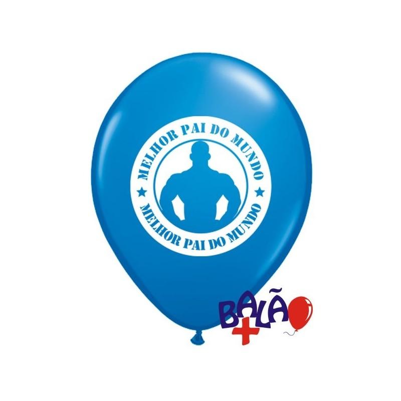 Balões para o dia do pai