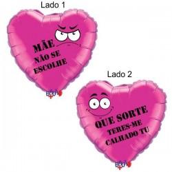 balões para o dia da mãe