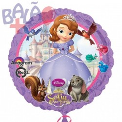 "Sofia the First Balloon - 18"" Foil"