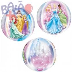 Balão Princesas Disney Orbz
