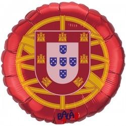 Balão Foil Euro 2016