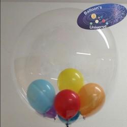 Elastic Bubble Balloon