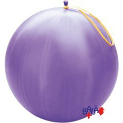 Punch-Ball De 41cm Roxo