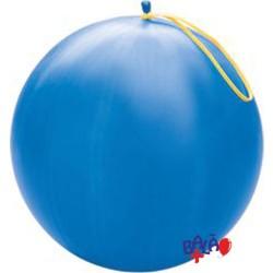 41cm Blue Punch-Ball Balloon