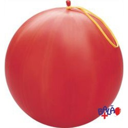 41cm Red Punch-Ball Balloon