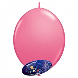 LINK balloon 15cm Fuchsia