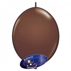 Balão LINK de 15cm Castanho...