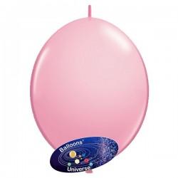 Balão link de 35cm Rosa