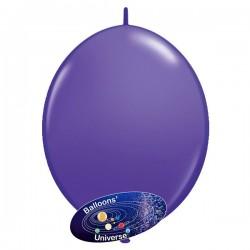 Balão link de 35cm Púrpura