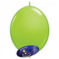 Balão link de 35cm Verde Lima