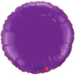 Balão Redondo de 90cm Roxo