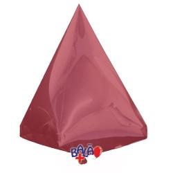 Balão Pirâmide de 45cm...