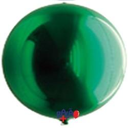 Balão Espelho de 40cm Verde