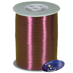 5mmX500m Burgundy Ribbon