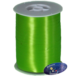 5mmX500m Lime Green Ribbon