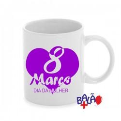 8 March International Women's Day Mug
