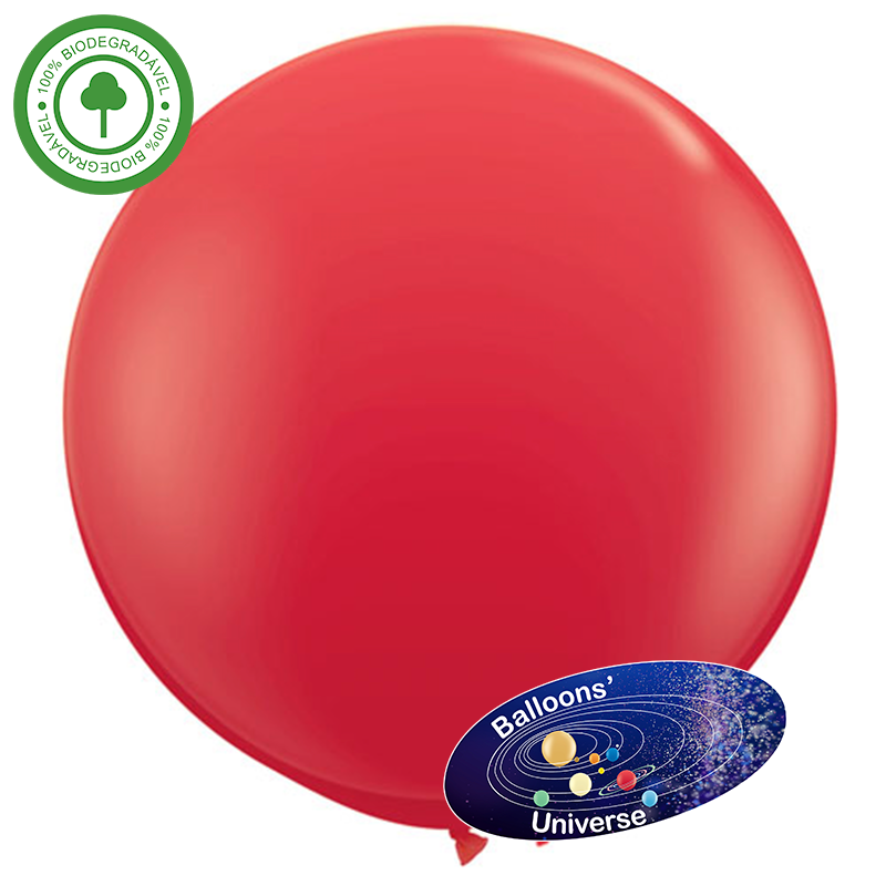75cm Red Giant Balloon