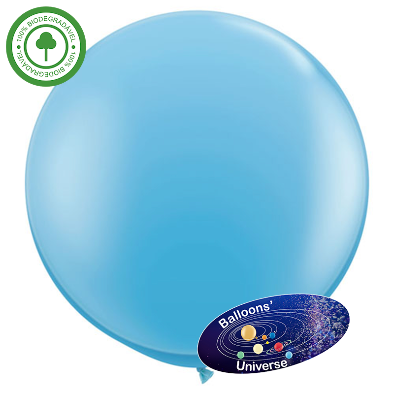 75cm Light Blue Giant Balloon
