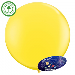 75cm Yellow Giant Balloon