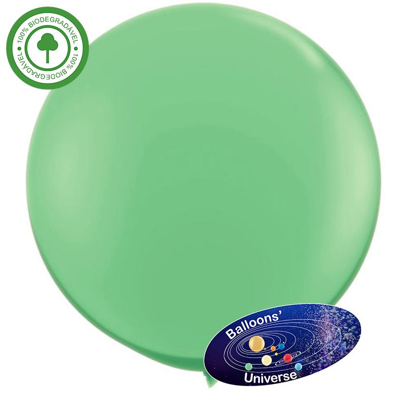 Balão gigante 90cm Verde Claro