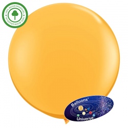 Balão gigante 90cm Laranja