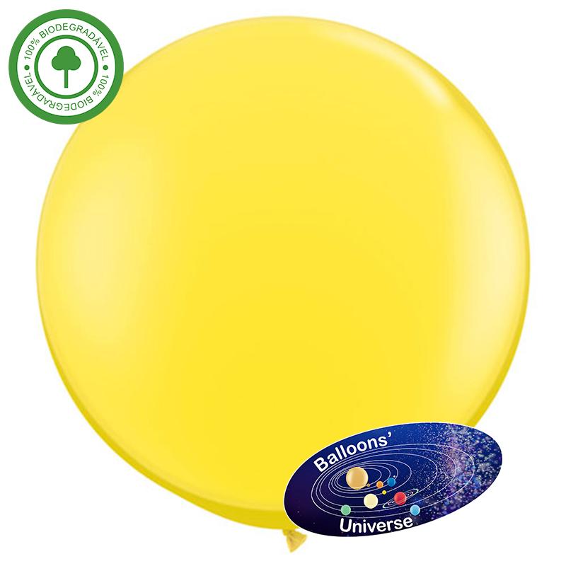 90cm Yellow Giant Balloon