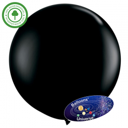 100cm Black Giant Balloon