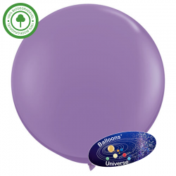 100cm Purple Giant Balloon
