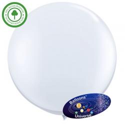 Balão gigante 100cm Branco