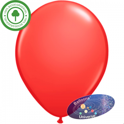 13cm Red Balloon