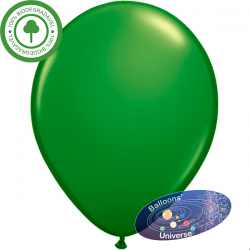 13cm Green Balloon