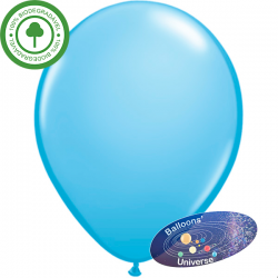 13cm Light Blue Balloon