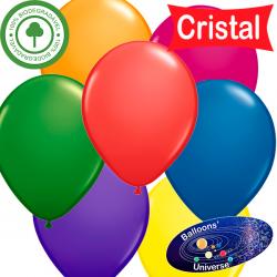 26cm Cristal Assorted Balloon