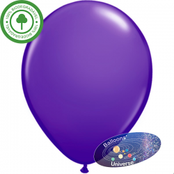 26cm Purple Balloon