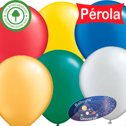 30cm Perl Assorted Balloon