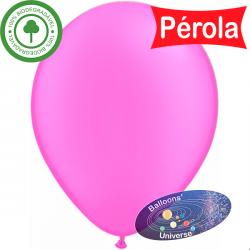 Balão 30cm Fuchsia Pérola