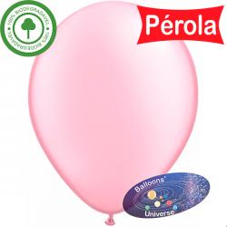 Balão 30cm Rosa Pérola