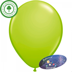 36cm Lime Green Balloon