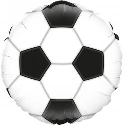 18'' Football Round Foil Balloon