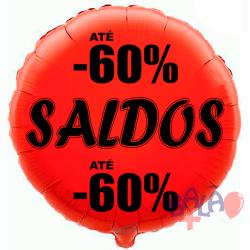 45cm Saldos -60% Red Balloon