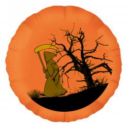 45cm Death Balloon Halloween