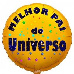 45cm Melhor Pai do Universo Balloon