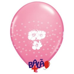 30cm Flowers Balloon