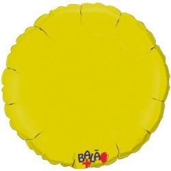 Balão Foil Redondo de 4''