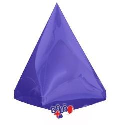 Balão Foil espelho Pirâmide de 16''
